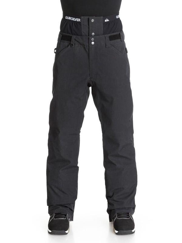 0 Resort INS - Pantalon de snow  EQYTP03010 Quiksilver