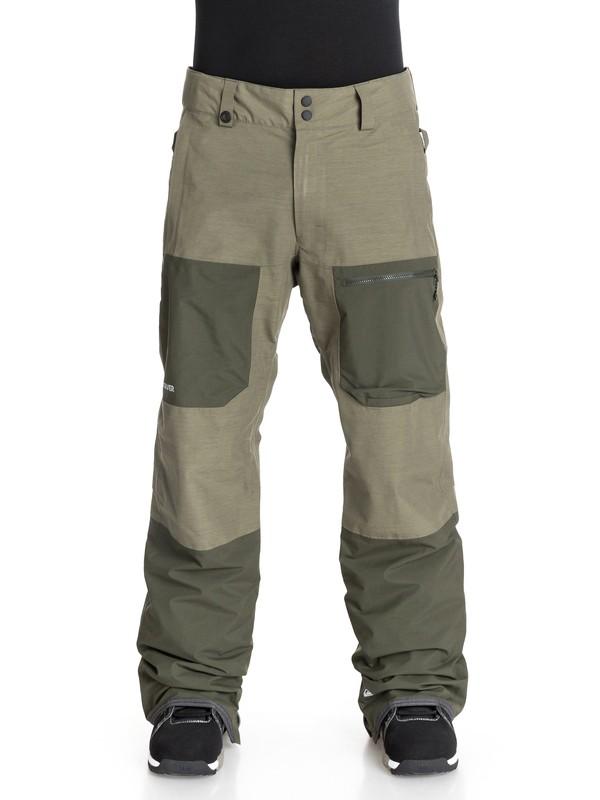 0 TR Invert 2L GORE-TEX - pantalon de snow  EQYTP03012 Quiksilver