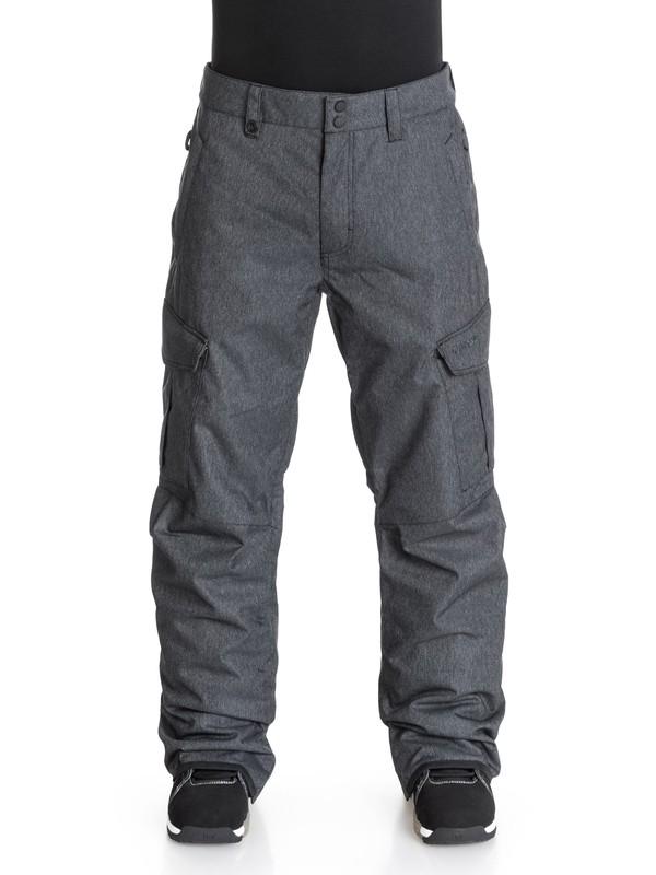 0 Mission Denim - Pantalon de snow  EQYTP03014 Quiksilver