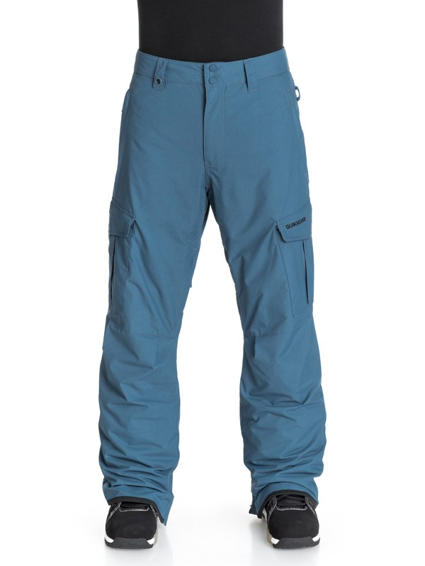0 Mission Shell - Snowboard Pants  EQYTP03018 Quiksilver