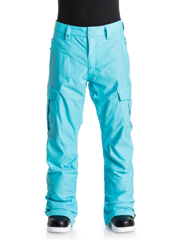 0 Сноубордические штаны Porter Ins  EQYTP03030 Quiksilver