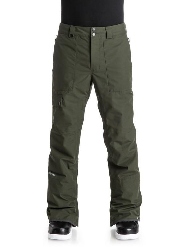 0 Swords 2L GORE-TEX® - Pantalones Para Nieve  EQYTP03038 Quiksilver