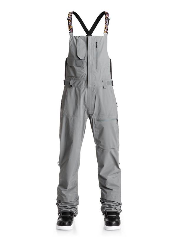 0 Altostratus 3L GORE-TEX® - Bib Snow Pants Black EQYTP03044 Quiksilver