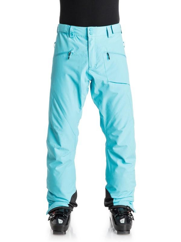 0 Сноубордические штаны Boundry Plus  EQYTP03045 Quiksilver