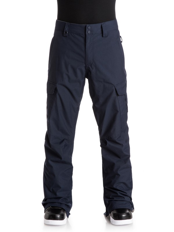 0 Porter Shell Snow Pants  EQYTP03047 Quiksilver