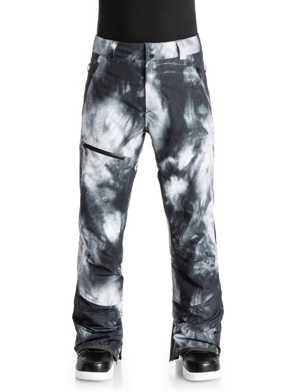 0 Forever Printed GORE-TEX® - Pantalones Para Nieve  EQYTP03051 Quiksilver