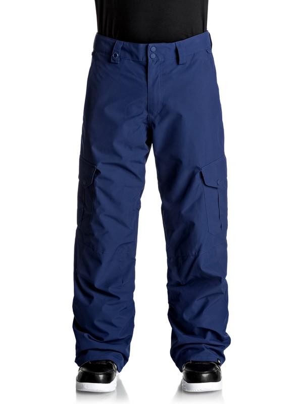 0 Porter Snow Pants  EQYTP03062 Quiksilver