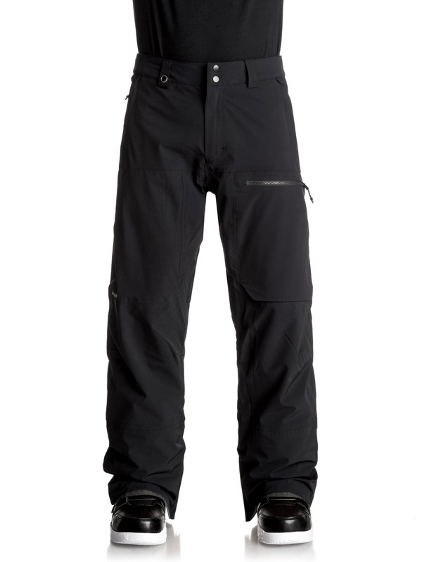 0 Travis Rice Stretch Snow Pants  EQYTP03069 Quiksilver
