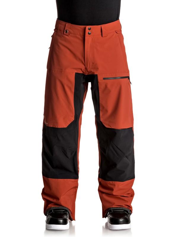 0 Tr Stretch - Pantalon de snow  EQYTP03069 Quiksilver