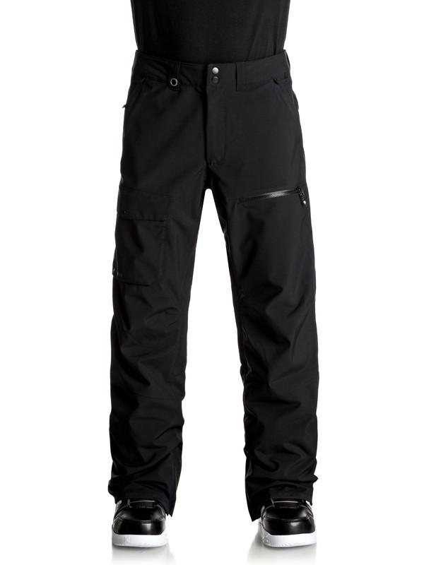 0 Utility Stretch - Pantalon de snow  EQYTP03076 Quiksilver