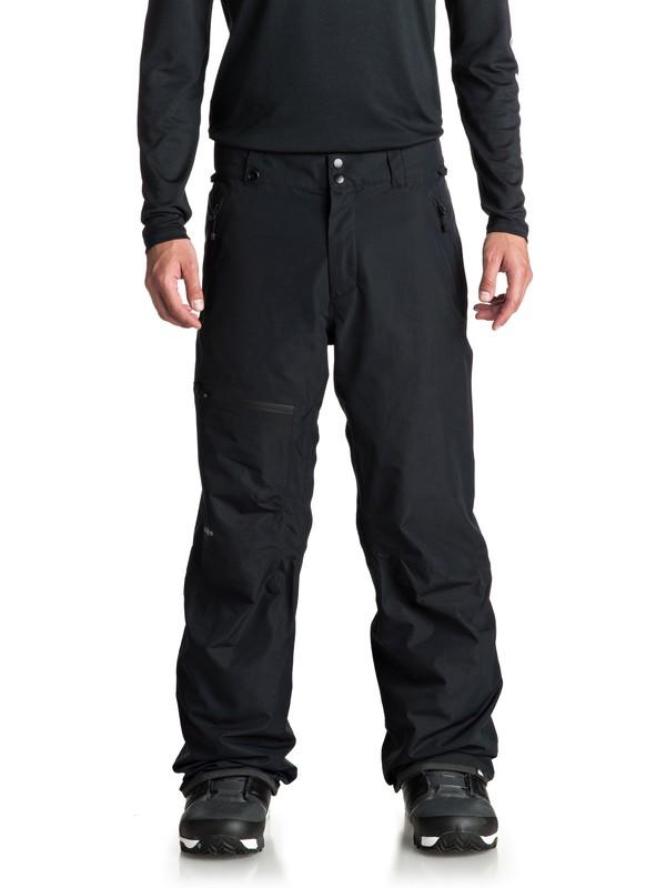 0 Forever 2L GORE-TEX® Snow Pants Black EQYTP03080 Quiksilver