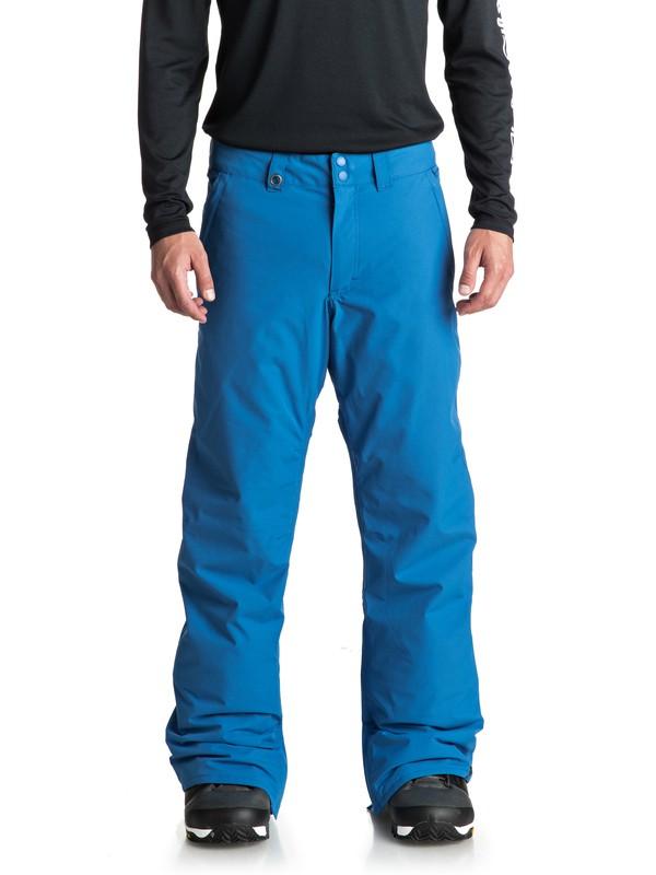 0 Estate - Snow Pants  EQYTP03088 Quiksilver