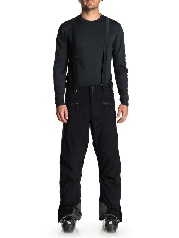 0 Boundry Plus - Snow Pants for Men  EQYTP03096 Quiksilver