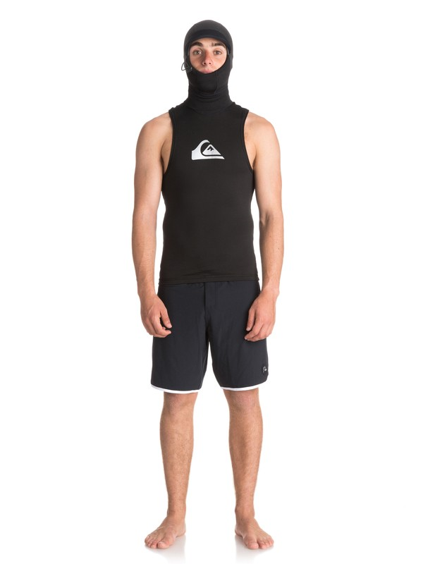 0 Men's 2mm Syncro Plus Hooded Surf Tank  EQYW003000 Quiksilver