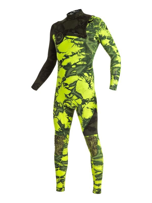 0 Highline Zipperless 3/2mm - Zipperless Full Wetsuit Green EQYW103017 Quiksilver