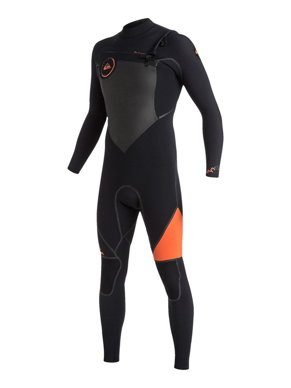 0 Syncro Plus 4/3mm Chest Zip Full Wetsuit  EQYW103021 Quiksilver