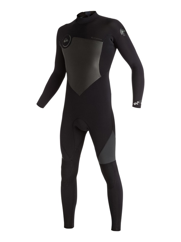 0 Syncro 3/2mm Back Zip Full Wetsuit  EQYW103029 Quiksilver