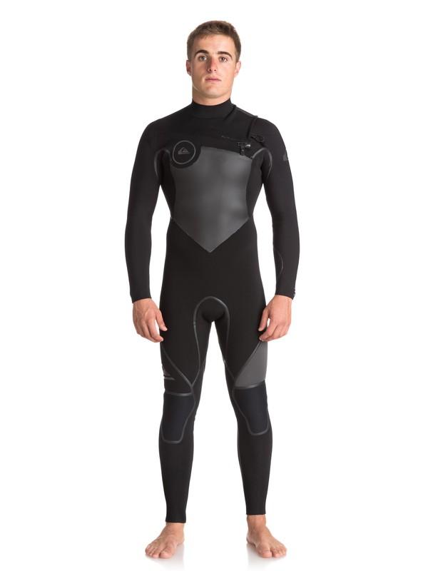 0 4/3mm Syncro Plus Chest Zip Wetsuit  EQYW103044 Quiksilver