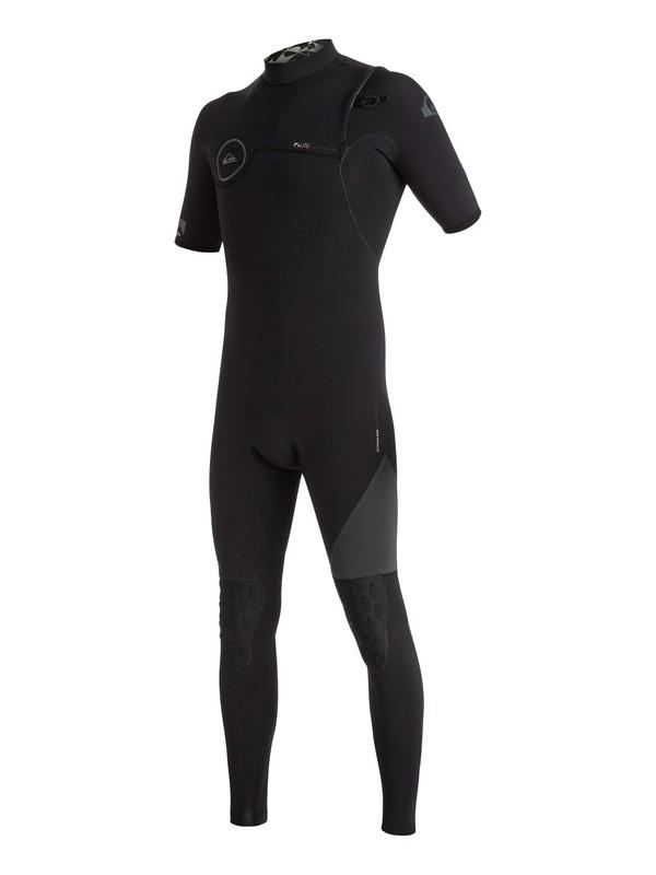 0 Highline Zipperless 2/2mm - Zipperless Short Sleeve Full Wetsuit  EQYW303000 Quiksilver