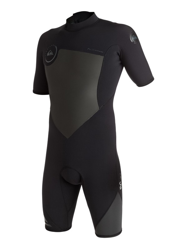 0 Syncro 2/2mm - Back Zip Springsuit  EQYW503002 Quiksilver