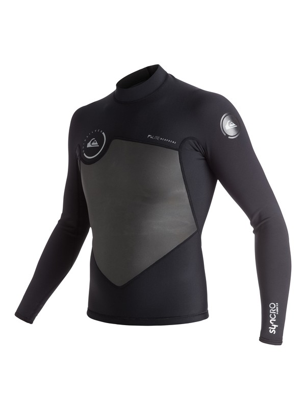 0 Syncro 1.5mm Long Sleeve Neo Jacket  EQYW803003 Quiksilver