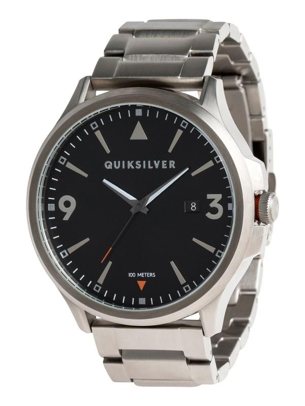 0 Beluka Metal - Reloj Analógico para Hombre Gris EQYWA03012 Quiksilver