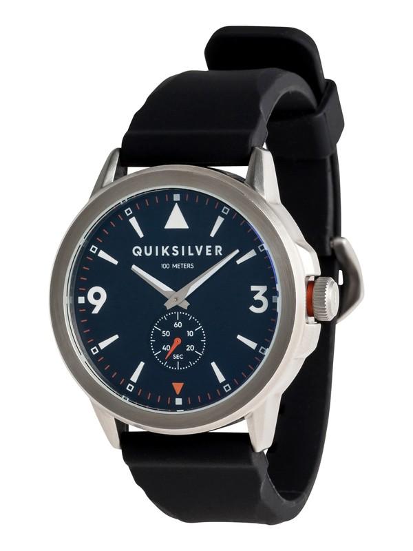 0 Kombat Silicone - Reloj Analógico para Hombre Azul EQYWA03018 Quiksilver