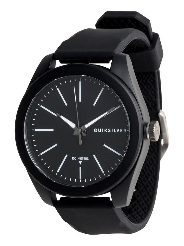 0 Furtiv - Reloj Analógico para Hombre Negro EQYWA03022 Quiksilver