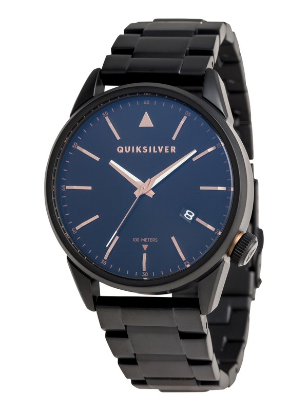 0 The Timebox 42 Metal - Analogue Watch  EQYWA03028 Quiksilver