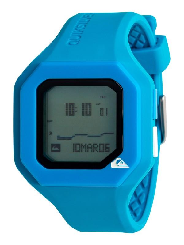 0 Addictiv S Tide - Montre digitale Bleu EQYWD03002 Quiksilver
