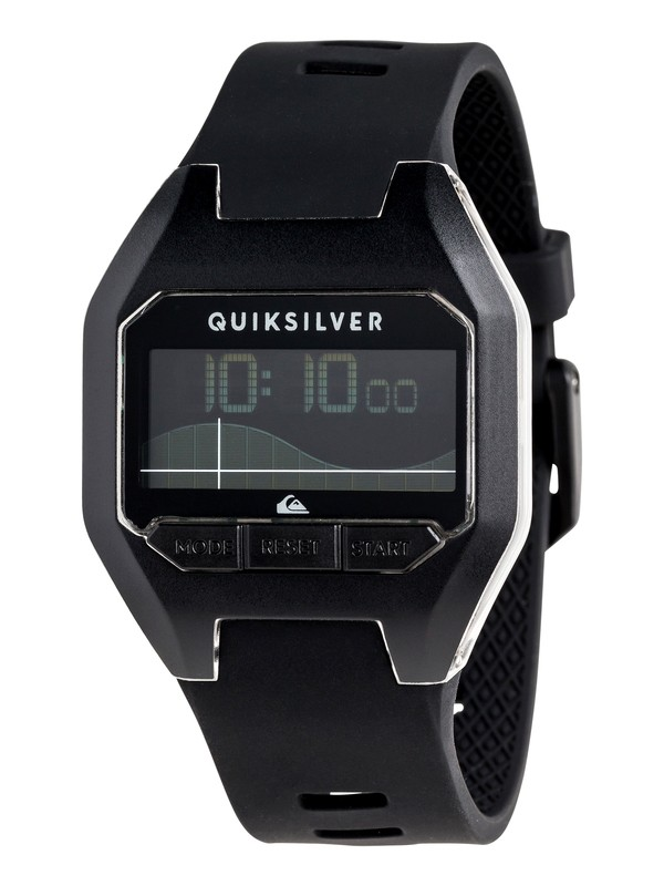 0 Addictiv Pro Tide - Digital Watch Black EQYWD03006 Quiksilver