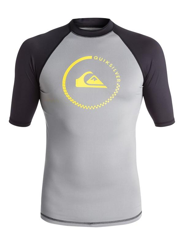 0 Lock Up - Camiseta de surf de mangas cortas  EQYWR03011 Quiksilver