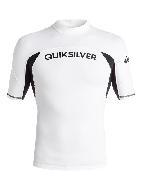 0 Performer - Surf tee manches courtes Blanc EQYWR03014 Quiksilver