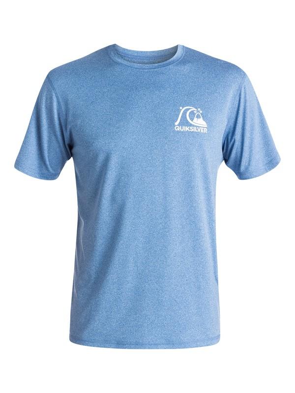 0 Herritage - Camiseta de surf de mangas cortas  EQYWR03020 Quiksilver