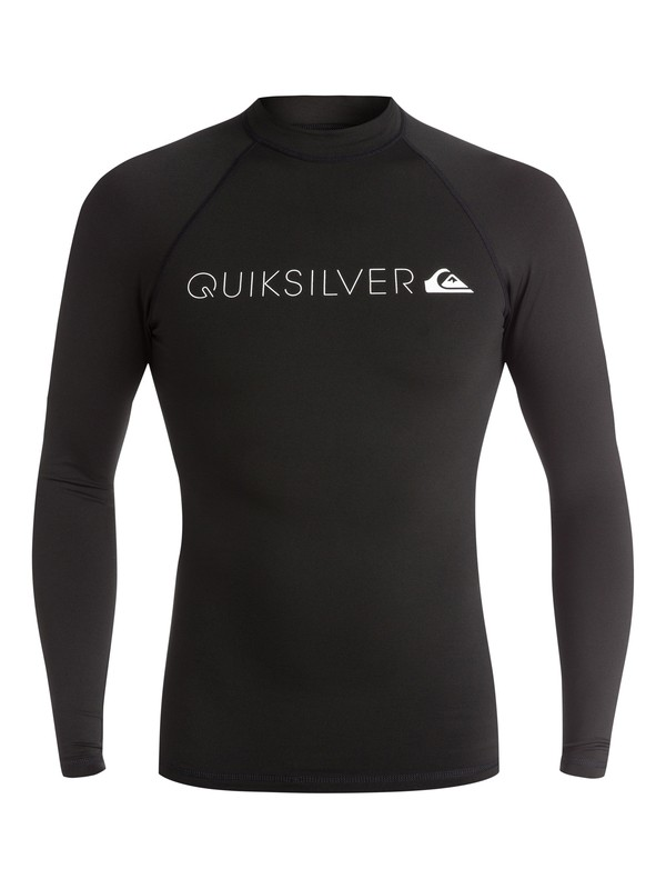 0 Heater - Long Sleeve Rash Vest  EQYWR03031 Quiksilver