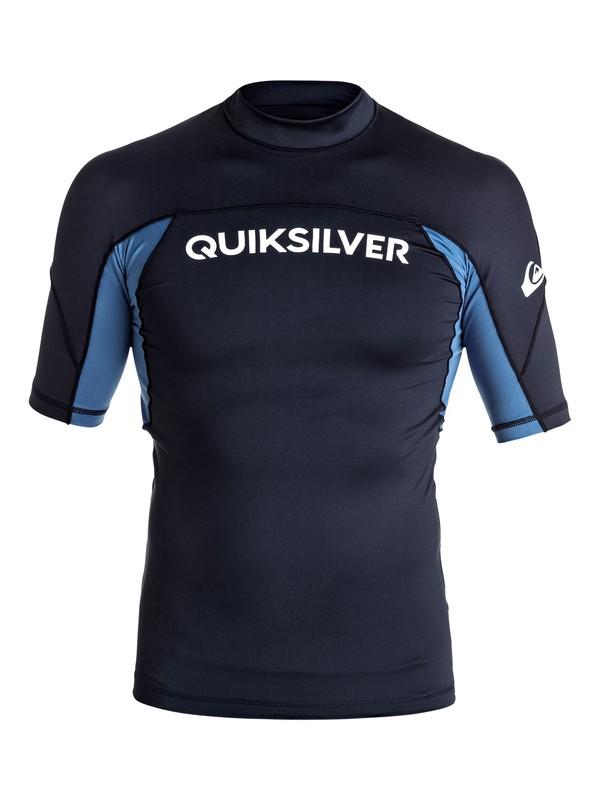 0 Performer  Short Sleeve Rashguard  EQYWR03041 Quiksilver