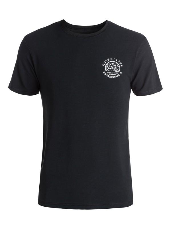 0 Faded  T-Shirt Rashguard  EQYWR03045 Quiksilver