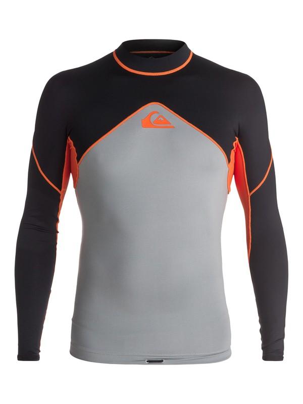 0 Tropix  Long Sleeve Rashguard  EQYWR03050 Quiksilver