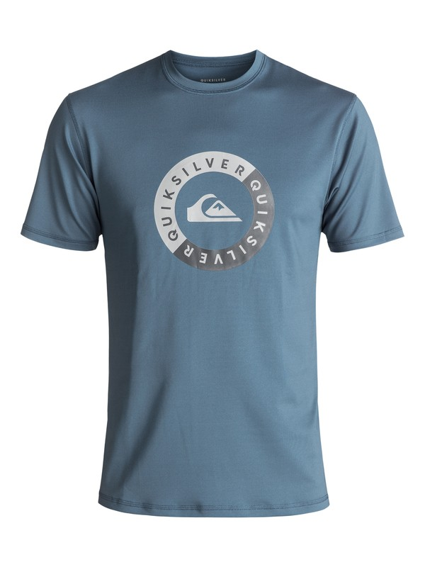 0 Scrypto Surf - Surf-Tee Amphibian UPF50 pour Homme  EQYWR03086 Quiksilver