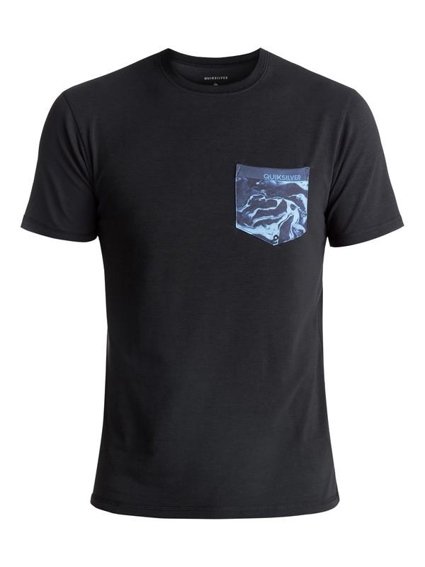 0 Bubble Surf - Camiseta de Surf Anfibia con Protección Solar UPF 50 para Hombre Negro EQYWR03093 Quiksilver