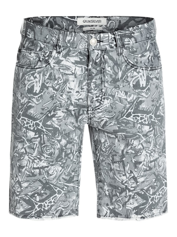 "0 Le Fiver Printed 19.5"" Shorts  EQYWS03025 Quiksilver"