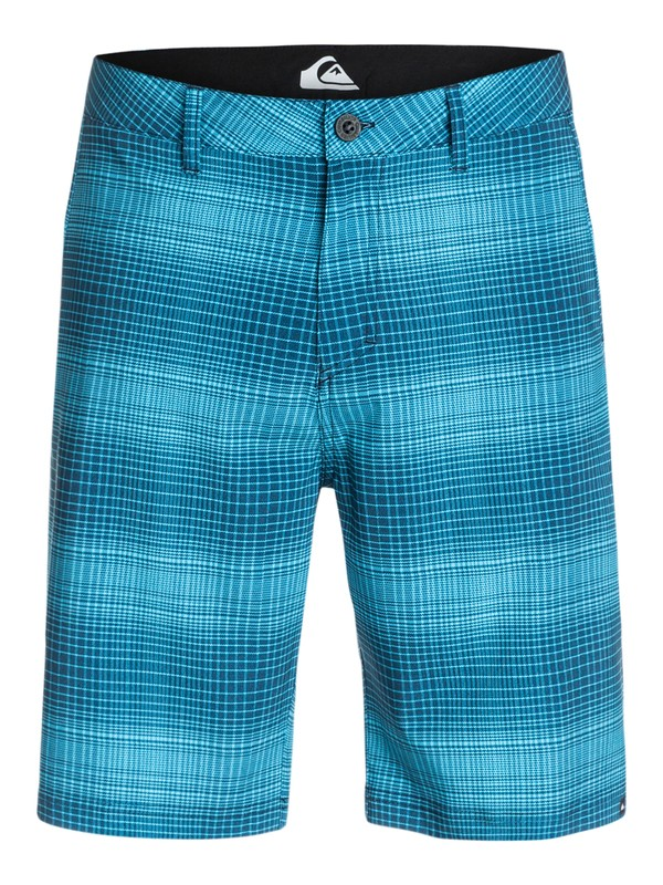 0 Everyday Plaid Amphibian  EQYWS03045 Quiksilver