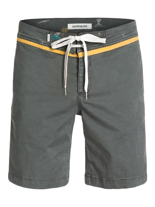 "0 Street Trunk 19"" Shorts  EQYWS03056 Quiksilver"