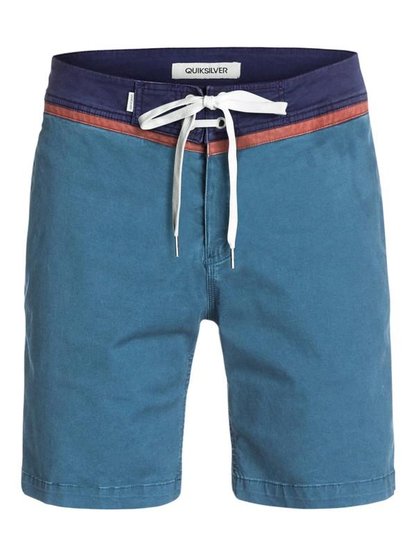 "0 Street Trunk 19"" Shorts  EQYWS03062 Quiksilver"