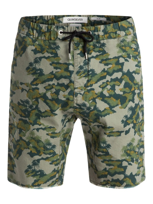 0 Shorts Stanmore Palmbeach  EQYWS03093 Quiksilver