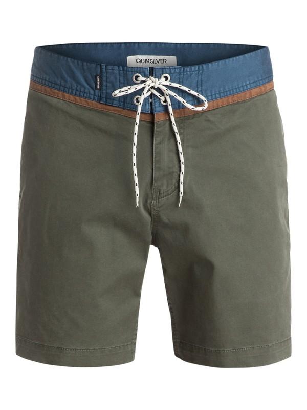 0 Shorts Street Trunk Yoke  EQYWS03096 Quiksilver