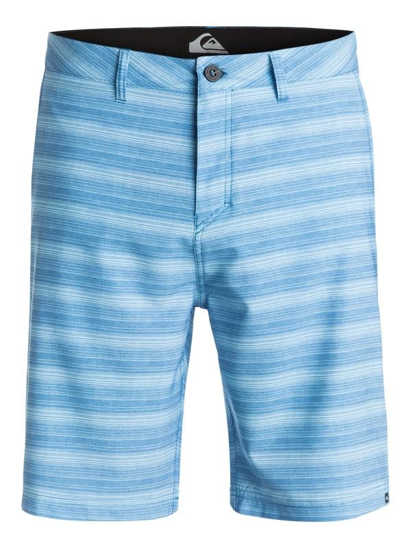 "0 Stripe Amphibian 21"" Shorts  EQYWS03103 Quiksilver"