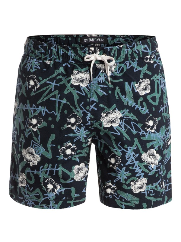 0 Shorts Turbo Dog Elastic  EQYWS03115 Quiksilver