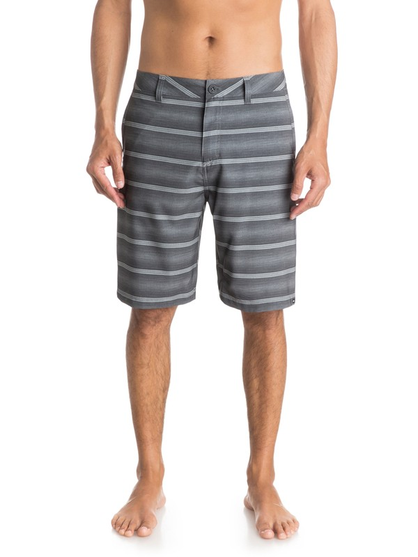 "0 Stripes Amphibian 21"" Shorts  EQYWS03122 Quiksilver"