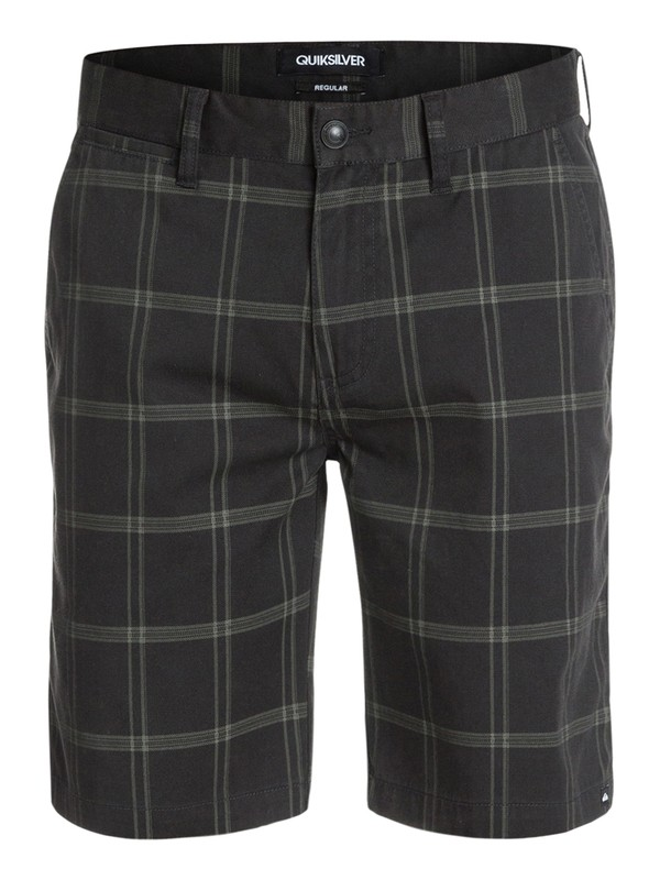 0 Union Surplus Printed Chino Shorts  EQYWS03146 Quiksilver